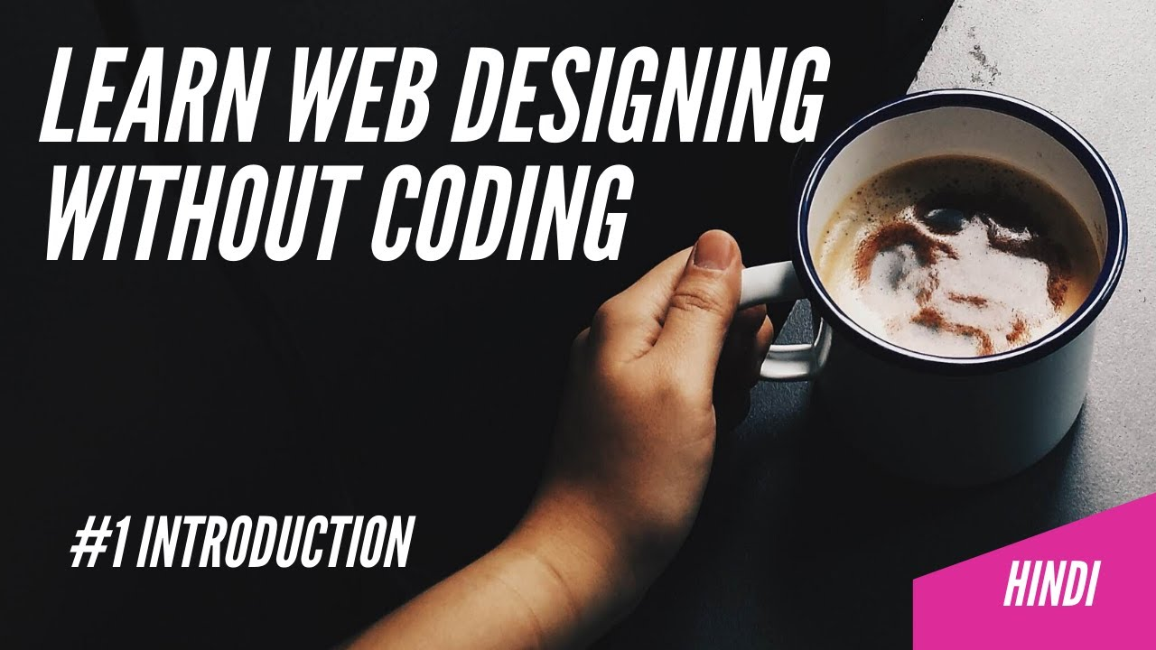 Free Web designing course